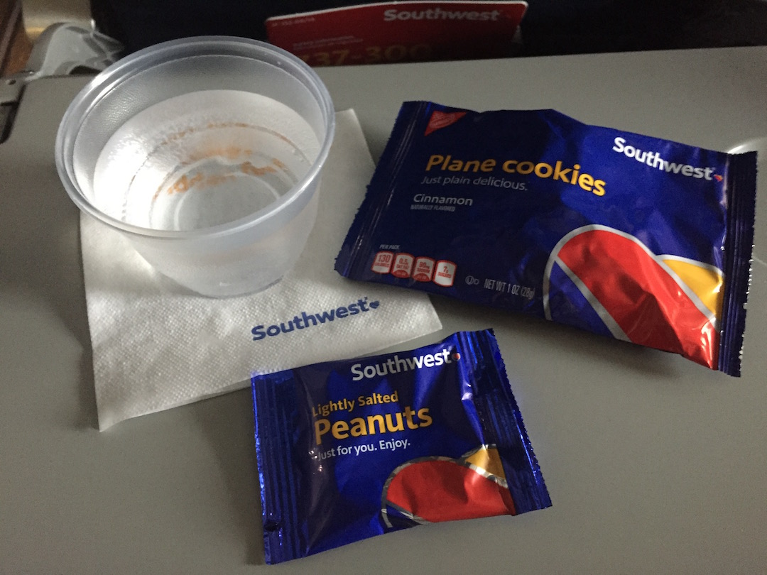 Delta Airlines Free Drinks