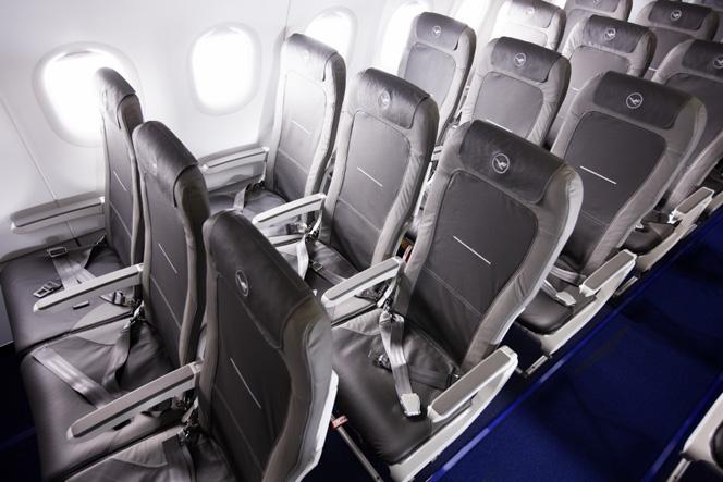 Lufthansa Intra-Europe Business Class
