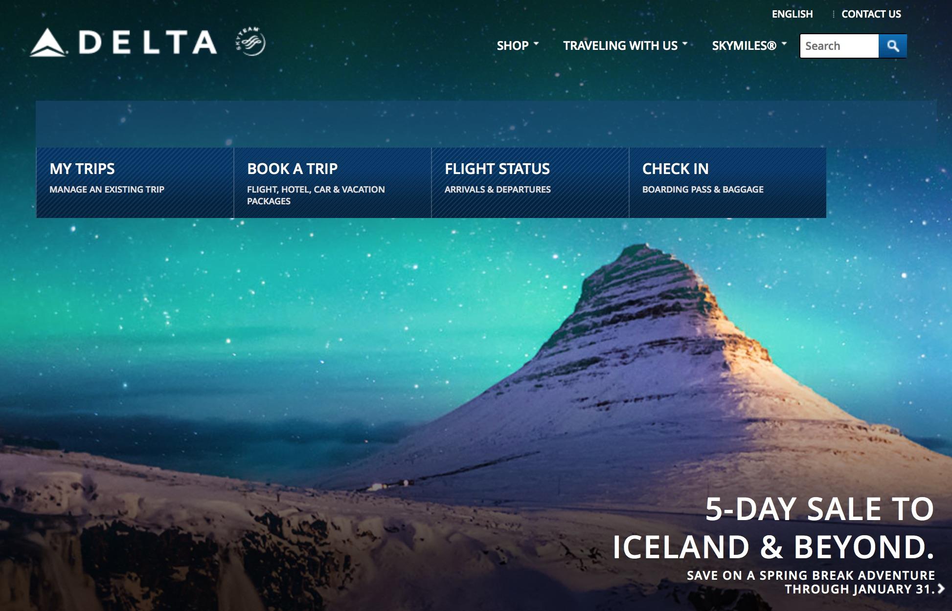 Delta Hacking