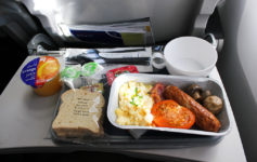 British Airways English Breakfast