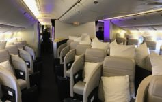 Air New Zealand Business Premier LAX LHR NZ2 - 13