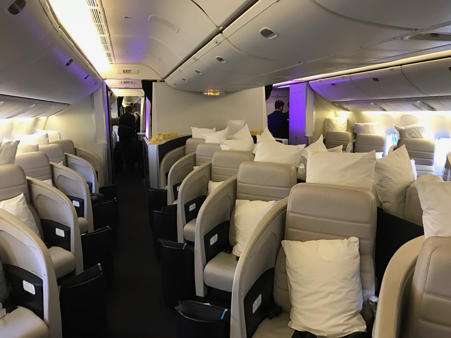 Review Los Angeles To London In Air New Zealand 777 300