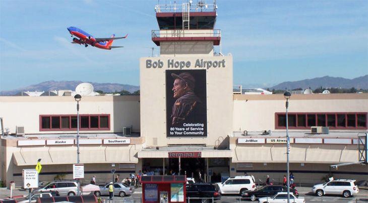 Burbank Airport Name