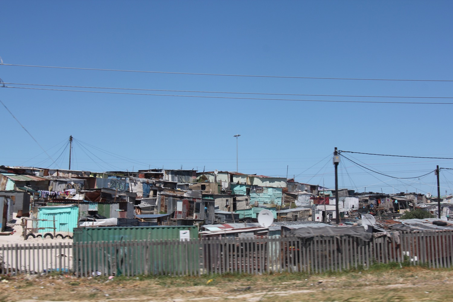 Cape Town Poverty - 50