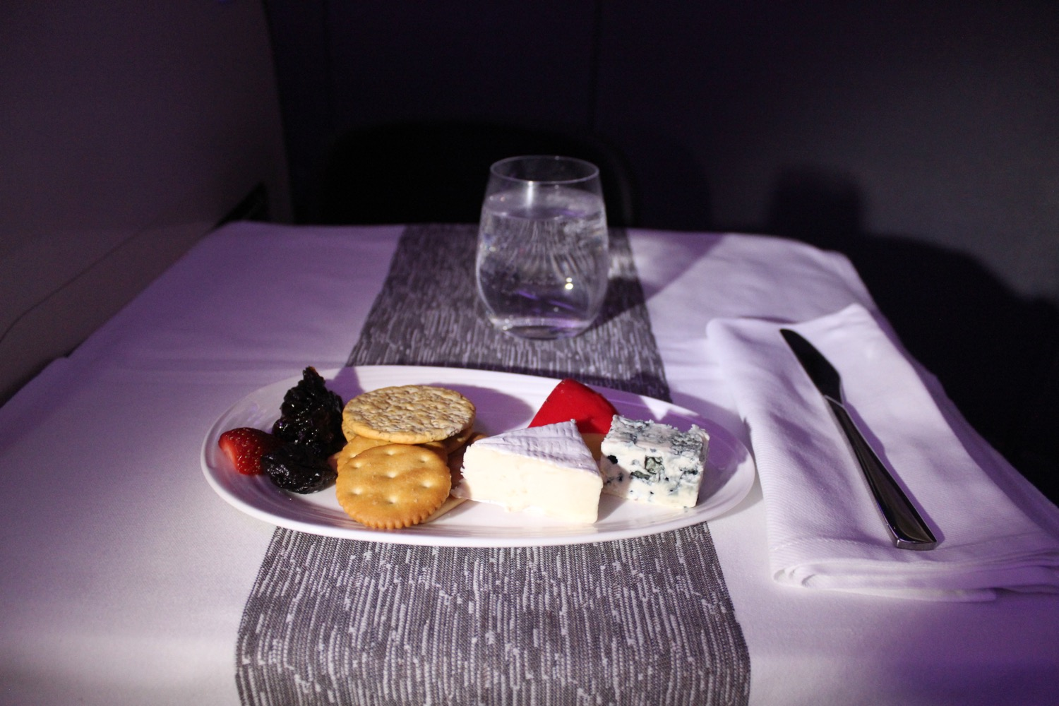 Virgin Atlantic A343 Upper Class Review - 30