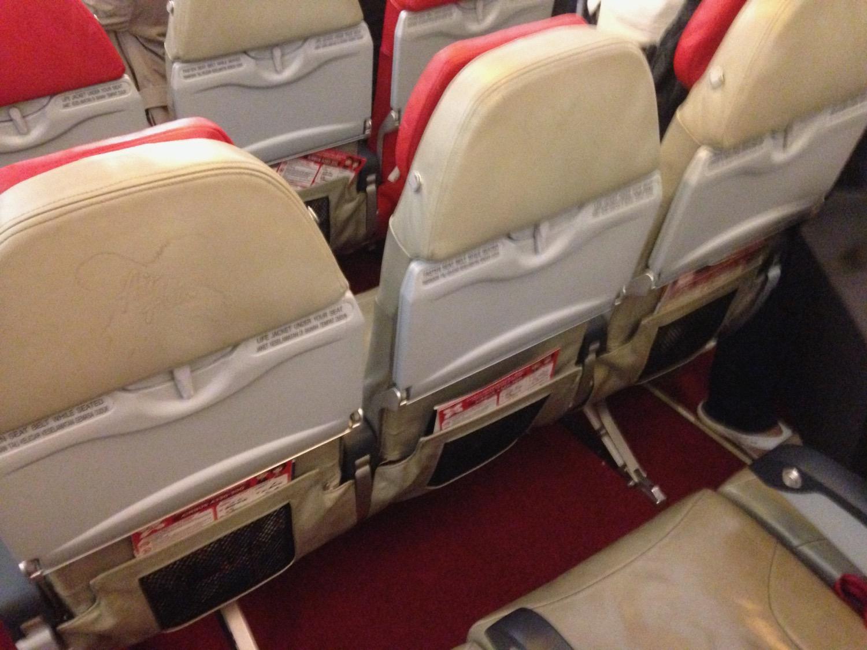 AirAsia X Economy Class Review - 11