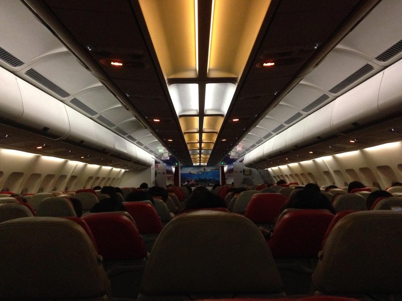 AirAsia X Economy Class Review - 6