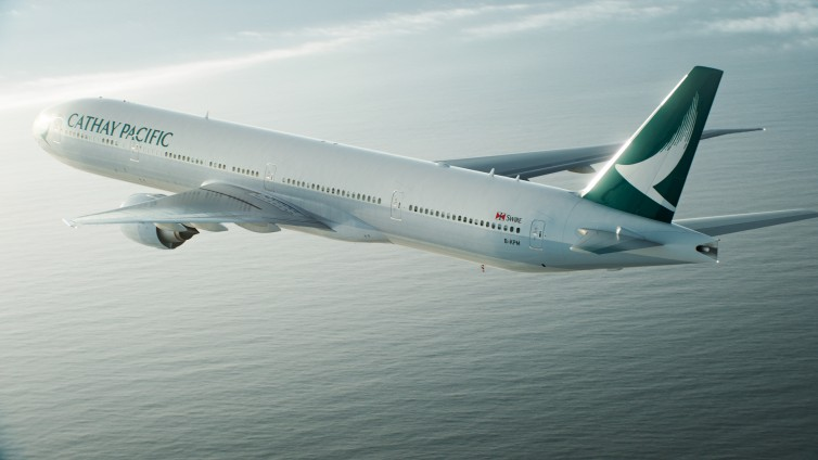 Cathay Pacific New Livery 02