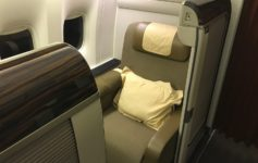 Garuda First Class Review