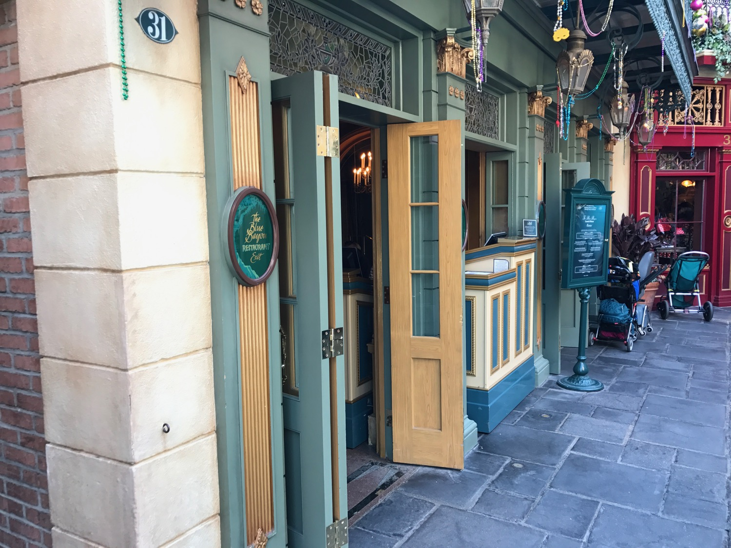 Blue Bayou Disneyland Review - 14
