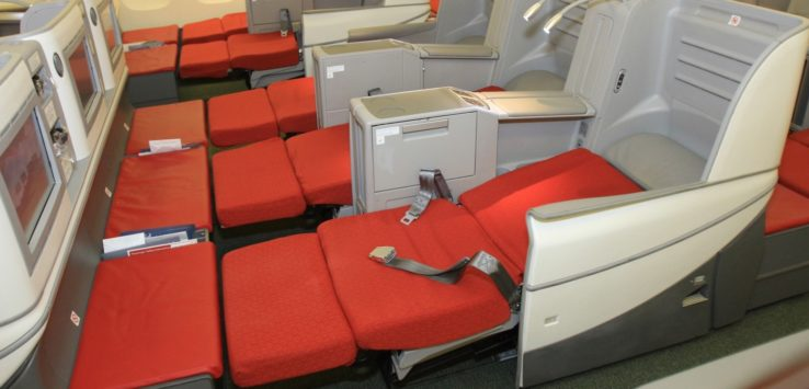 Ethiopian Cheap Business Class