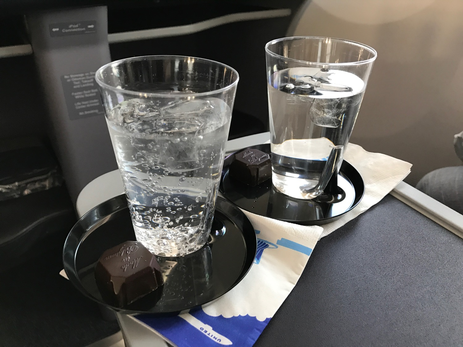 United Polaris 777-200 Review LAX-LHR - 6