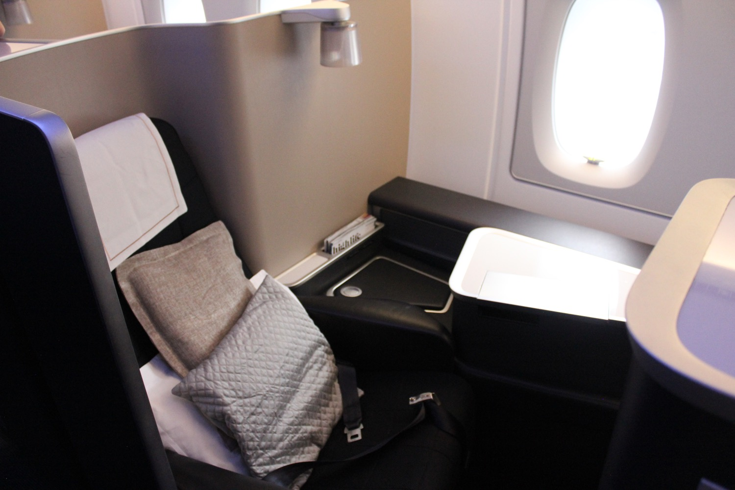 British Airways A380 First Class Review - 52