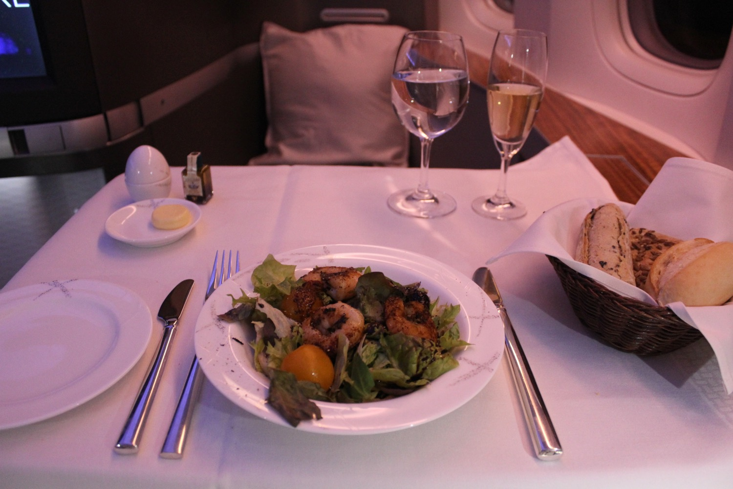 Cathay Pacific First Class Review - 21