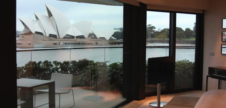 Park Hyatt Sydney Honeymoon Suite