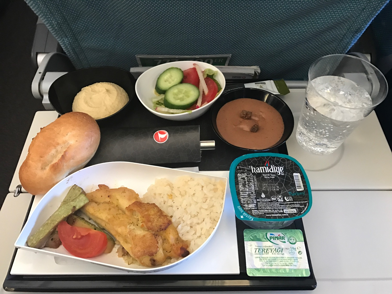 Turkish Airlines Economy Class Review 777-300 - 41