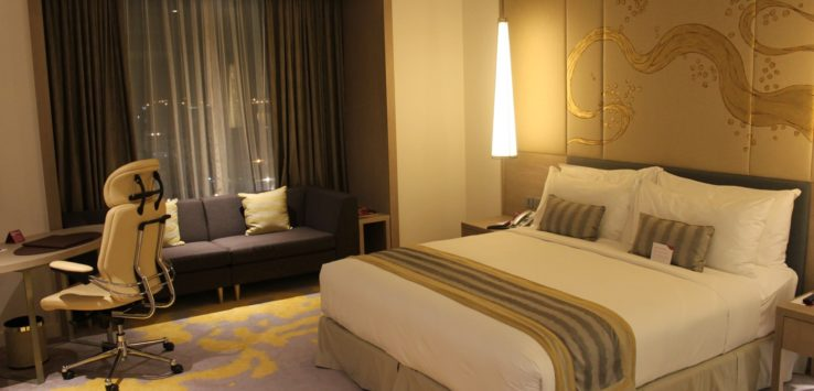 Crowne Plaza Vientiane Review