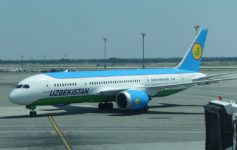 Uzbekistan Airways New York