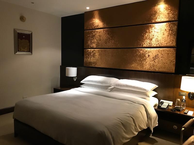JW Marriott Bangkok suite