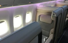 Review Saudia 777 First Class
