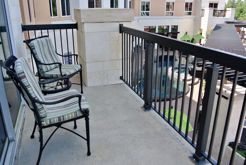 """Patio"" balcony suite"