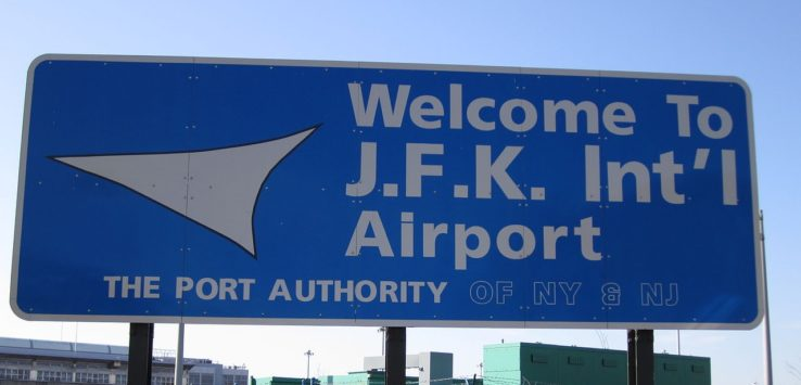 JFK TSA Assault