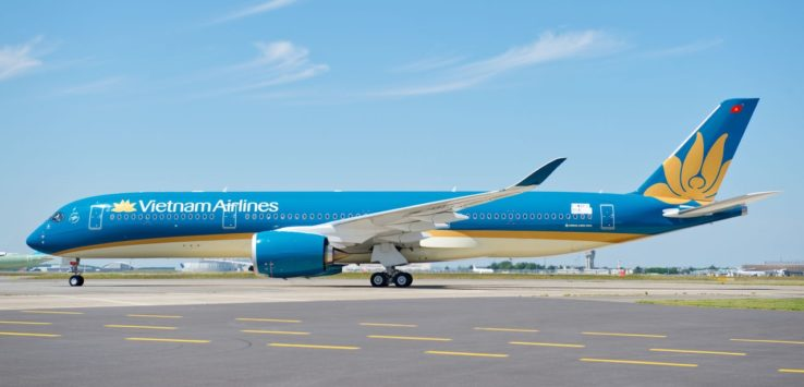 Vietnam Airlines A350 Business Class