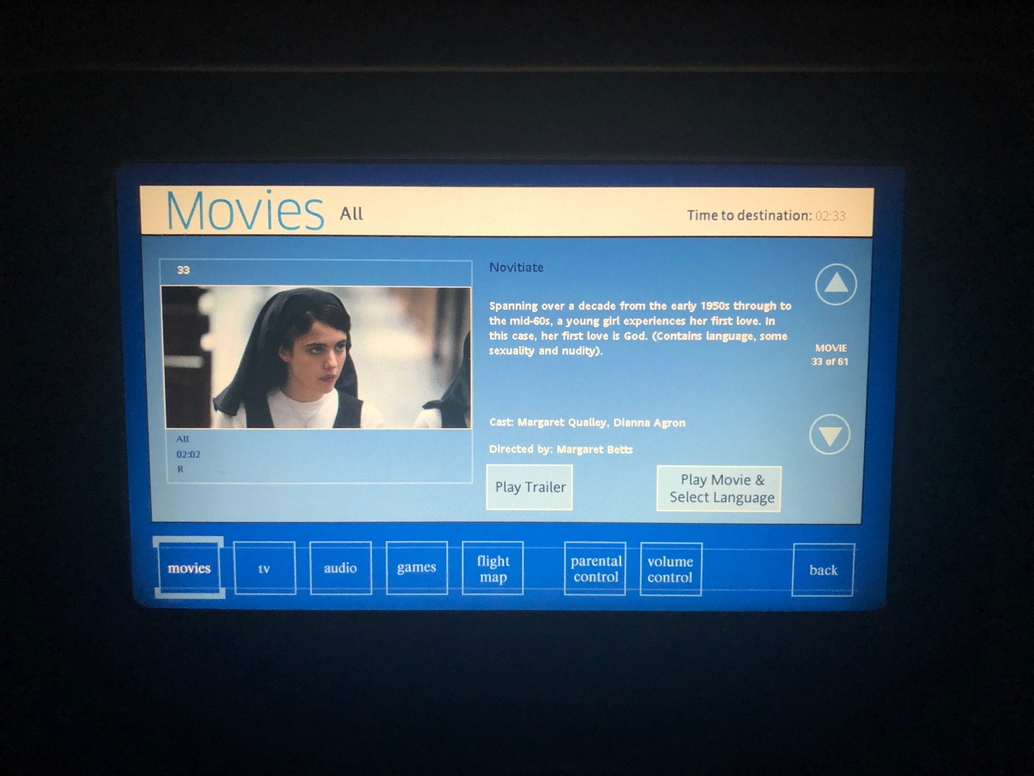 Should Airline Movies Be Edited? - Live and Let's Fly