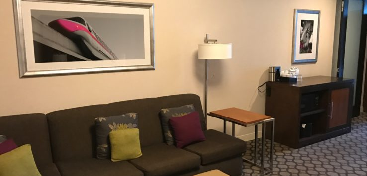 Hyatt Regency Orange County Review