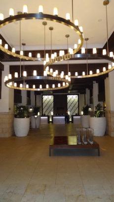 Hyatt Regency Aruba Resort lobby