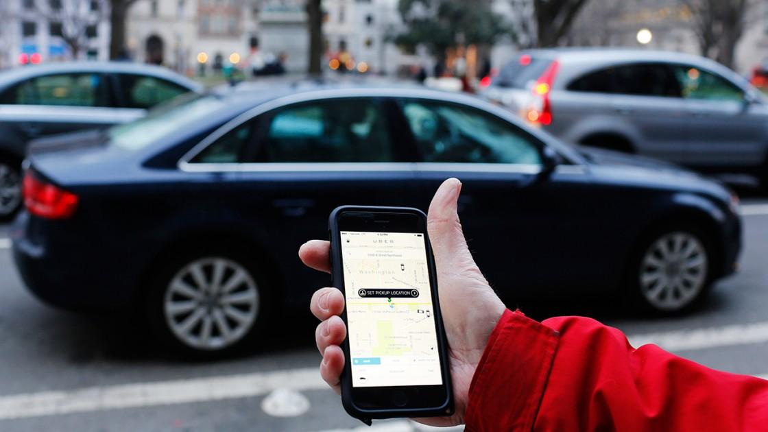 Uber Washington DC