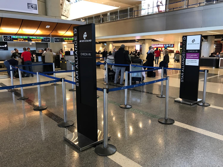 Air New Zealand Business Premier LAX LHR NZ2 - 2