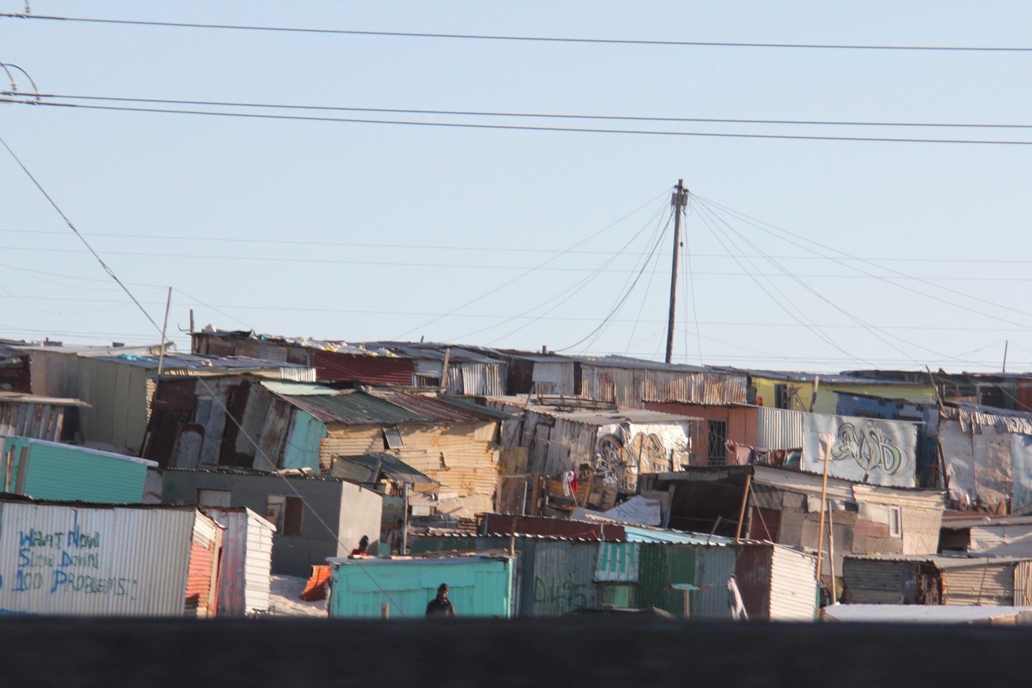 Cape Town Poverty - 40