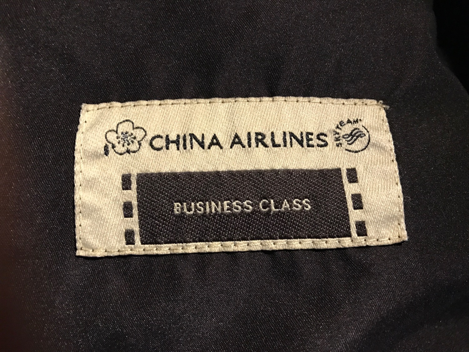China Airlines A350 Business Class Review - 77