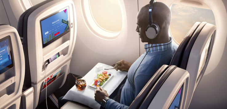 Free Airline Meals