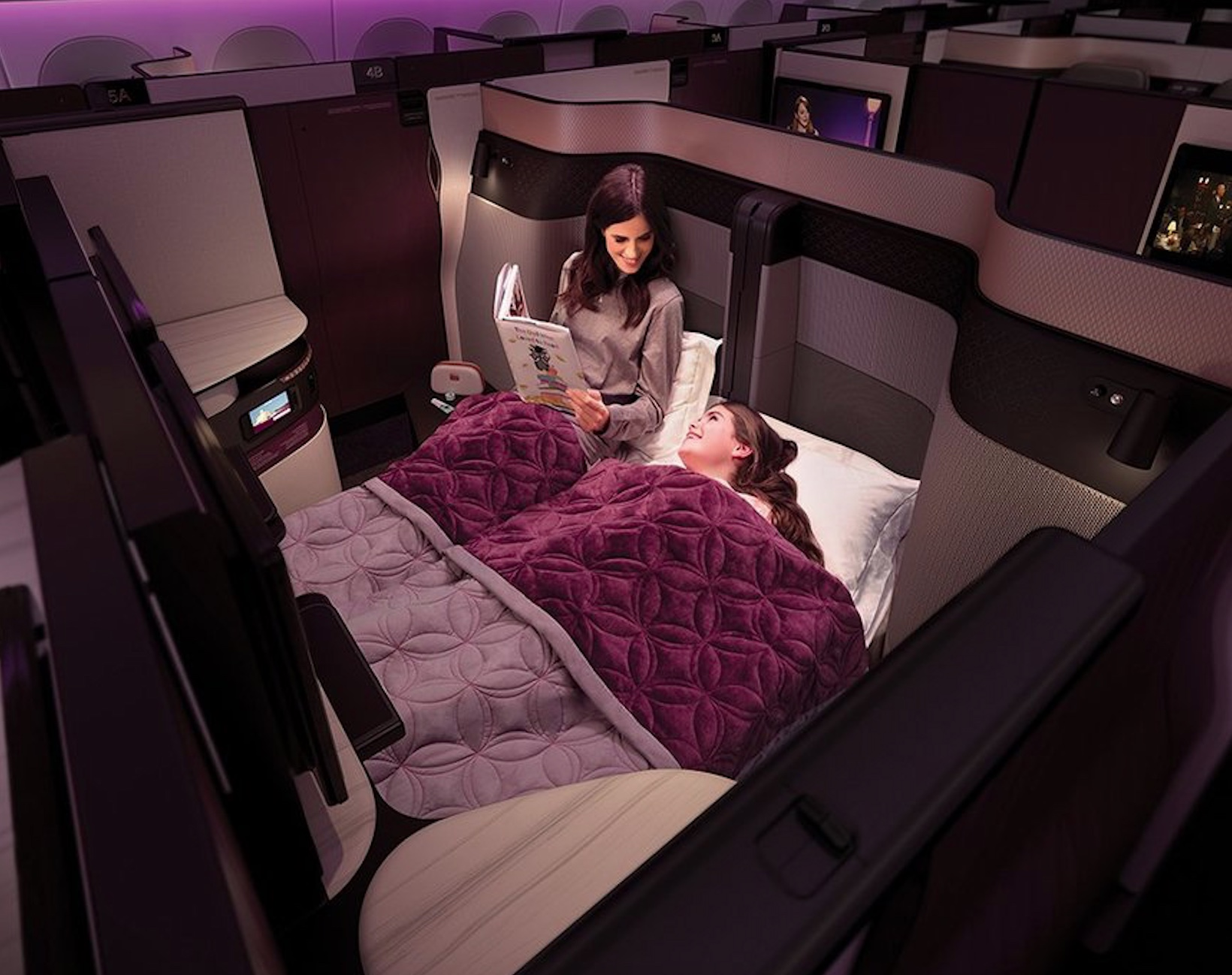 How To Use Your Miles For Qatar S New Qsuite Business