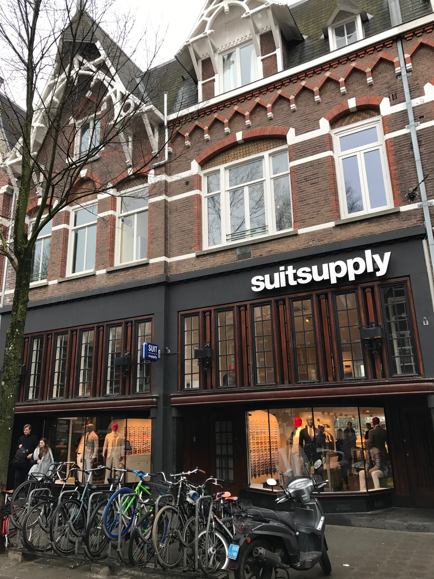 Suit Supply Amsterdam - 1