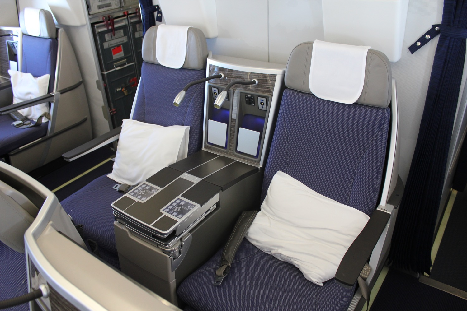 Brussels Airlines A330 Business Class Review - 4