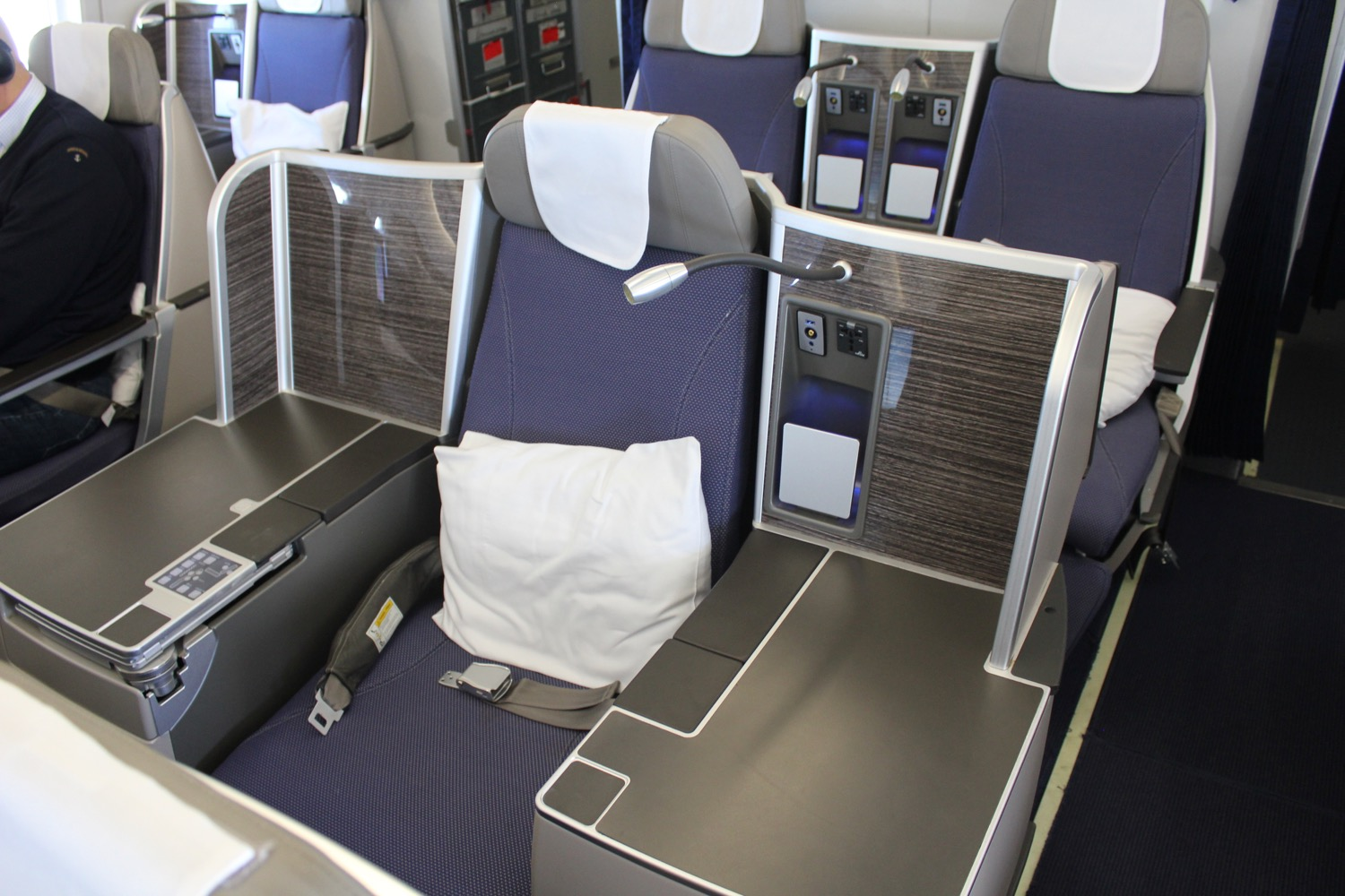 Brussels Airlines A330 Business Class Review - 8