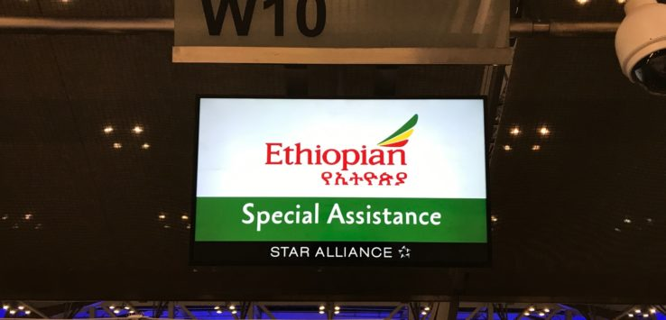 Ethiopian Airlines Bangkok Fare Dispute