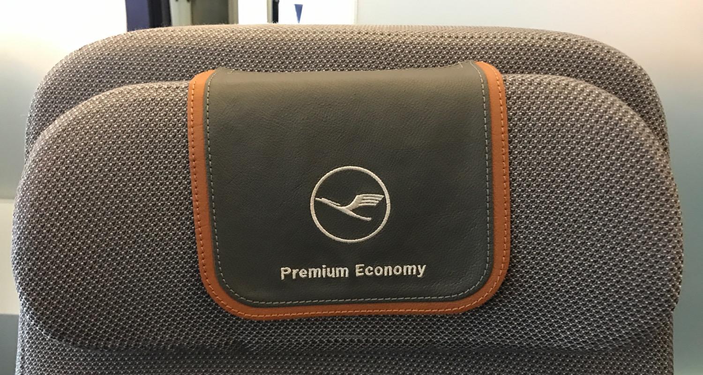 Lufthansa Premium Economy - 5
