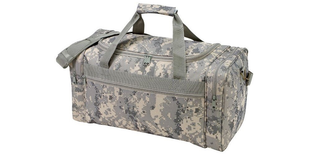 United Airlines Military Baggage