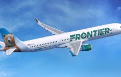 Frontier Airlines Strands Child