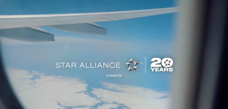 Star Alliance 20th Anniversary Videos