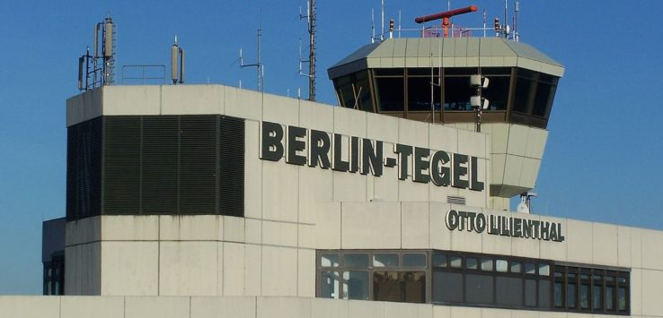 Berlin Tegel Closure