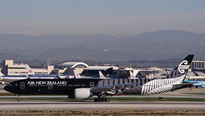 Air New Zealand All Blacks 777-300ER - credit: creative commons