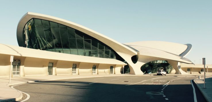TWA Flight Center Tour