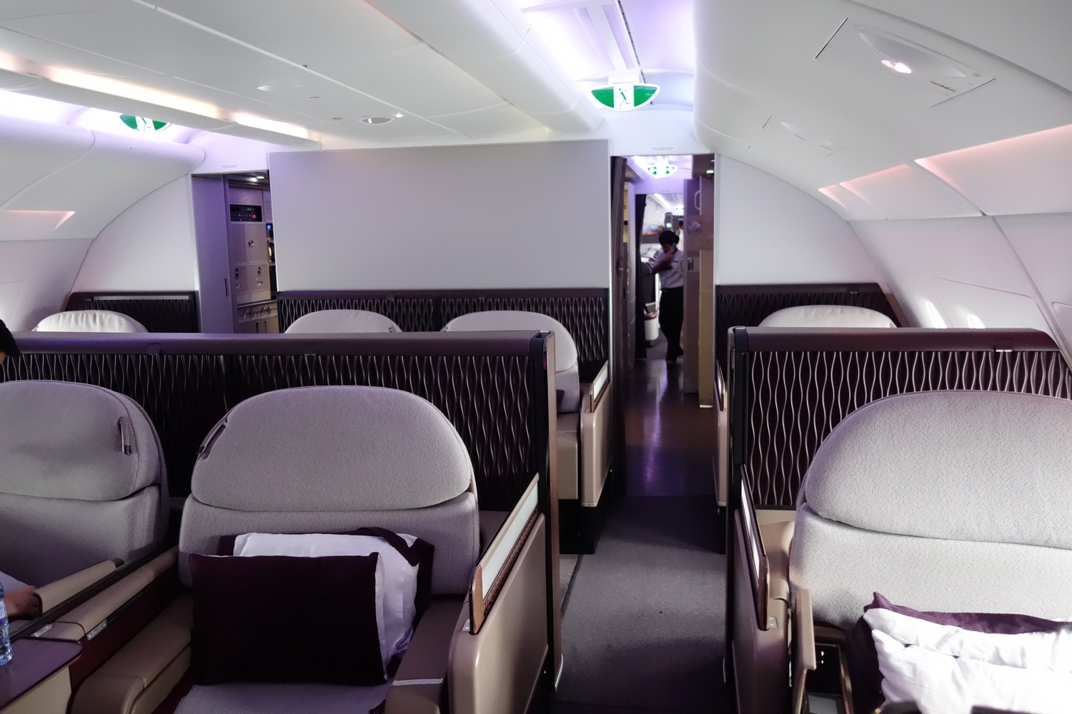 Qatar Airways First Class Vs Qsuite Business Class Live And Let S Fly