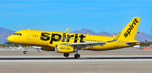 Photo credit: Tomás del Coro buy spirit airlines tickets at airport