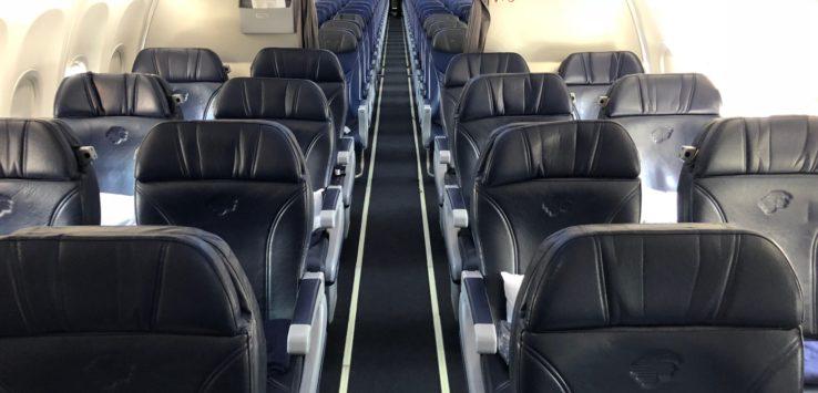 Aeromexico 737 Business Class Review